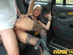 Fake taxi tanya virago returns with her tight anal promise, Amateur, Blowjob, Hardcore, Public, MILF, Pornstar, Reality, POV, British movies
