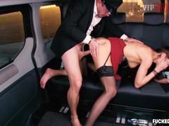 Vipsexvault - horny british slut fucked hard in a czech taxi, Big Ass, Babe, Big Dick, Blowjob, Public, Pornstar, Reality, Rough Sex movies
