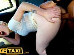 Fake taxi hot posh student tries anal fucking with horny big dick cabbie, Big Dick, Blonde, Blowjob, Hardcore, Reality, POV, Rough Sex, British movies at kilomatures.com