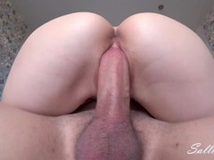 Daddy fucks his mommy., Big Ass, Babe, Creampie, Cumshot, MILF, 60FPS, Exclusive, Verified Amateurs movies at kilogirls.com