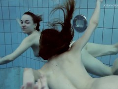 Two dressed beauties underwater anna netrebko and lada poleshuk, Babe, Big Tits, Blonde, Brunette, Fetish, Public, Lesbian, Teen (18+), Russian movies at nastyadult.info