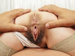 Pov with hairy 72 years old grandma, Amateur, Big Tits, Blowjob, Handjob, Hardcore, Mature, POV, Rough Sex movies at kilomatures.com