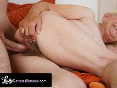 Lustygrandmas naughty granny's hairy pussy has been craving cock for weeks!, Big Ass, Big Tits, Blonde, Blowjob, Mature, MILF tubes