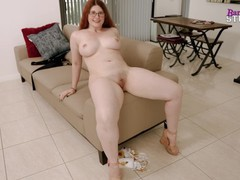Step daughter with huge tits wants to know if her bikini is small enough - bess breast, Big Ass, Big Tits, Blowjob, Creampie, Teen (18+), POV, Red Head, Verified Models movies at freekiloporn.com