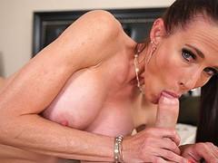 String bikini milf pov handjob, Big Dick, Big Tits, Brunette, Handjob, MILF, Pornstar movies at freekilosex.com