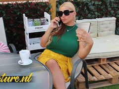 Busty sex bomb stepmom needed a booty call from her toyboy stepson, Big Dick, Big Tits, Blonde, Hardcore, MILF, Pornstar, Old/Young movies at freekilosex.com