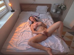 Fucking my pussy to orgasm in my neighbor's bedroom while he's in college, Amateur, Babe, Big Tits, Handjob, Masturbation, Teen (18+), Exclusive, Verified Amateurs videos