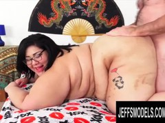 Jeffs models - huge ass girls getting drilled in doggystyle compilation, Big Ass, BBW, Hardcore, Compilation videos