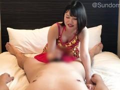 Nipple play and edging handjob vol.5 / japanese femdom cfnm amateur cosplay, Asian, Amateur, Fetish, Handjob, Reality, Role Play, Japanese, Verified Amateurs, Cosplay movies