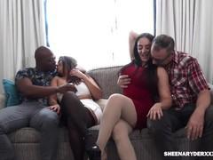 Hot swinger couples hardcore interracial orgy fuck party, Orgy, Big Ass, Big Dick, Big Tits, Cumshot, Hardcore, Interracial, Pornstar, 60FPS movies at freekilomovies.com