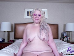 Bts pov interview with curvy mary, Big Ass, Babe, BBW, Blonde, POV, Behind The Scenes movies at freekilomovies.com