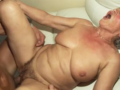 77 years old mom rough fucked, Amateur, Big Dick, Big Tits, Blowjob, Mature, Rough Sex, Old/Young tubes