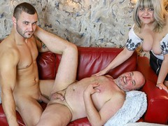 Old couple loves cuckolding, Blowjob, Fetish, Mature, Anal, Threesome, Bisexual Male, Old/Young, Cuckold movies at find-best-babes.com