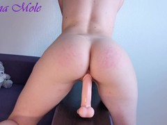 Girl with big booty rides a didlo and dreaming of hot sex. morning orgasm. anna mole, Big Ass, Babe, Cumshot, Handjob, Toys, Feet, Verified Amateurs movies at freekilomovies.com