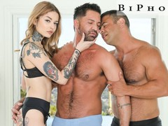 When you're caught between your wife & your gay lover - biphoria, Big Dick, Blowjob, Latina, Reality, Anal, Small Tits, Threesome, Bisexual Male movies at freekiloporn.com