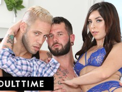 Adult time - keira croft shares her fuck-buddy's cock with horny bisexual husband, Big Ass, Big Dick, Big Tits, Blowjob, Reality, Double Penetration, Bisexual Male movies at dailyadult.info