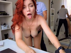 Sex in the office! nothing unusual! just jerk off!, Amateur, Babe, Big Dick, Big Tits, Reality, Red Head, College, Russian, Exclusive, Verified Amateurs movies