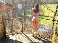 Sex vlog sexy couple fuck during camping trip  angel xxx diabla, Amateur, Big Ass, Big Dick, Blowjob, Teen (18+), POV, 60FPS, Exclusive, Verified Amateurs movies