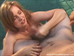 Redhead outdoor handjob movies at dailyadult.info