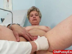 Busty grandmother ruzena visits gyno fetish clinic movies at find-best-videos.com