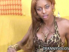 Veronica havenna: bombastic ebony tranny rubbing her cock movies at freekilomovies.com