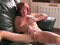 British milfs with fuckable fannies movies at lingerie-mania.com