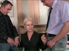 Mature blonde in work clothes fucked hardcore movies at sgirls.net