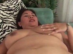 Sexy lingerie on asian girl giving a blowjob tubes at thai.sgirls.net