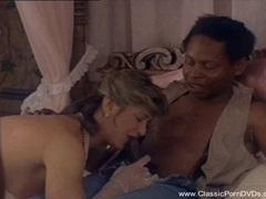 Classic vintage interracial porn videos