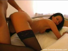 Brunette from holland creampie videos