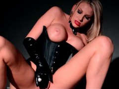 Lesbian dominatrix danielle maye rides face dildo movies at dailyadult.info