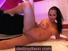 Busty tattooed girl destiny dixon on webcam movies at find-best-videos.com