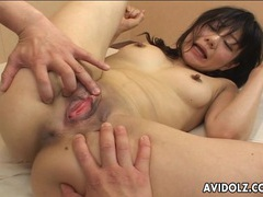 Gorgeous japanese slut enjoy hardcore ass pounding videos