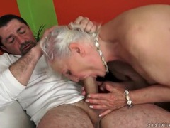 Cute granny is a doggystyle fuck slut videos