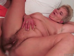 Grandma fucked in her cunt by young guy movies at sgirls.net