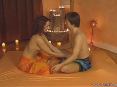 Horny lingham massage is fine movies at sgirls.net