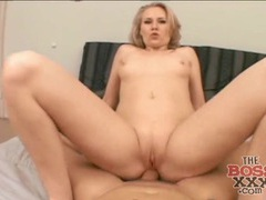 Pov anal sex with a naughty big ass blonde movies at sgirls.net