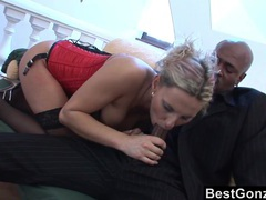 Patricia seduces a black man videos
