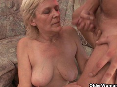 Cum hungry moms need your warm load all over their body movies at lingerie-mania.com