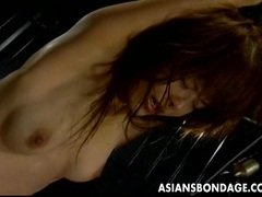 Hairy japanese vagina bound and satisfied videos