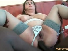 Bbw ass fucked by a big black cock movies at kilosex.com