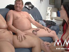 Mmv films sex nanny watches a mature couple movies at sgirls.net