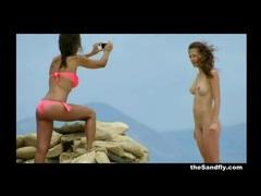 Sandfly 2014 beach voyeur season finale! videos