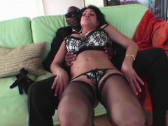 Milf slut teri weigel sucks his black cock videos