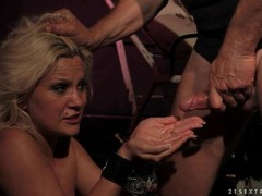 Chained girl screwed in the asshole movies at find-best-ass.com