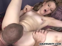 Amateur girlfriend threesome with facial cumshots videos