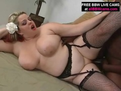 Sexy bbw wears lingerie and gets fucked movies at kilotop.com