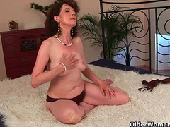 Sex starved granny fucks her toy boy movies at sgirls.net