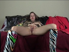 Rain boots and plastic raincoat on masturbating girl videos