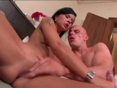 Naked euro babe with nice tits gives bj movies at sgirls.net